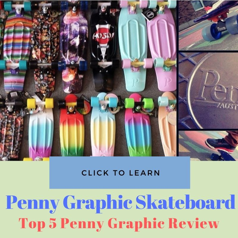 Penny Graphic Complete Skateboard Review