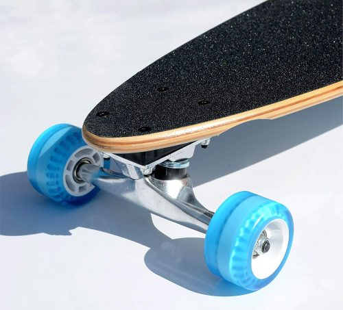 Atom Pin-Tail Longboard wheels